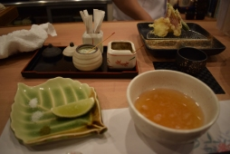 Sauces for tempura