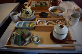 Nara sushi style