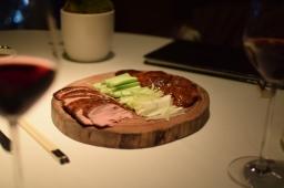 Hong Kong style Peking duck