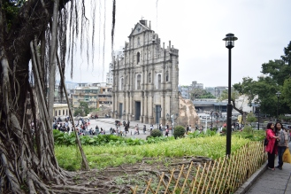 St Paul´s Ruins