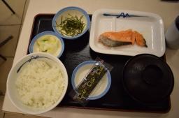 Japanese breakfast :)