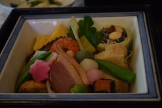 """Bento Box"" meal"